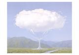 La Corde Sensible Reproduction d'art par Rene Magritte