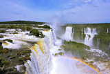 The Roaring Waterfalls in South America - Iguazu