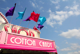 Cotton Candy Shop at American Carnival