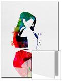 Iggy Watercolor