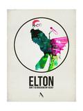 Elton Watercolor