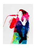 Lorde Watercolor
