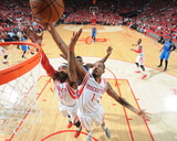 Dallas Mavericks v Houston Rockets- Game One