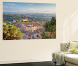 View of Church of Santa Giuliana  Perugia  Umbria  Italy
