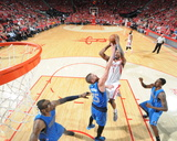 Dallas Mavericks v Houston Rockets- Game One