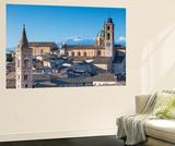 View of Urbino (Unesco World Heritage Site)  Le Marche  Italy