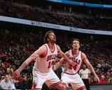 Milwaukee Bucks v Chicago Bulls- Game One