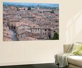 View of Gubbio  Umbria  Italy