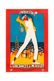 Mr Hulot's Holiday  1953 (Les Vacances De Monsieur Hulot)