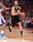 San Antonio Spurs v Los Angeles Clippers - Game One