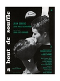 Breathless  1960 (A Bout De Souffle)