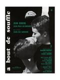 Breathless  1960 (A Bout De Souffle)