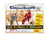 How to Marry a Millionaire  1953