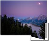 Shangri-La Beneath The Summer Moon  Wyoming