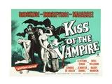 Kiss of the Vampire  1963