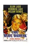 The Blue Dahlia  1946