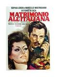 Marriage Italian Style 1964 (Matrimonio All'Italiana)