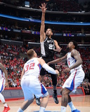 San Antonio Spurs v Los Angeles Clippers - Game Two