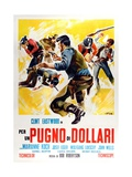 Fistful of Dollars  1964 (Per Un Pugno Di Dollari)
