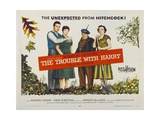 The Trouble with Harry  1955