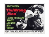 The Wrong Man  1956