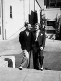 Marlene Dietrich  Groucho Marx