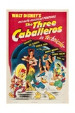 The Three Caballeros  1944