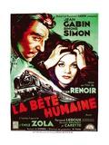 The Human Beast  1938 (La Bete Humaine)