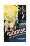 Sunrise: a Song of Two Humans  1927