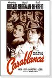 Casablanca Reproduction montée et encadrée