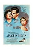 A Place in the Sun  1951