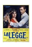 Where the Hot Wind Blows!  1959 (La Legge)