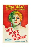 She Done Him Wrong  1933