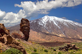 Pico Del Teide  Tenerife  Spain's Highest Mountain
