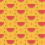 Retro Watermelon Pattern