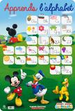 Alphabet Mickey Mouse