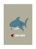 Love Great White Shark