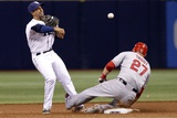 Los Angeles Angels of Anaheim v Tampa Bay