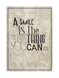 Vintage Poster Wise Remark