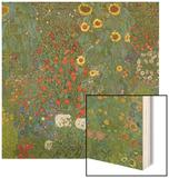 Farm Garden with Sunflowers  1905-06