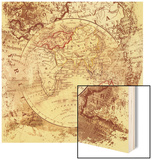 Vintage Map Eastern