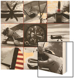 Aircraft Montage