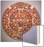 Solar Calendar  Aztec  Mexica Culture (Reconstruction)