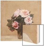 Fleurs - Roses Roses  1886