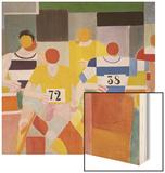 Les Coureurs  1926