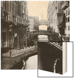 Distant View of Bridge of Sighs