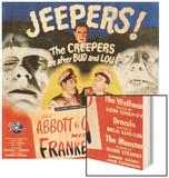 Bud Abbott & Lou Costello Meet Frankenstein  1948