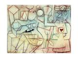 Old Love Song; Altes Liebeslied, 1924 Giclée par Paul Klee