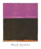 Sans titre 1953 Reproduction d'art par Mark Rothko