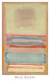 No. 7 [or] No. 11, 1949 Reproduction d'art par Mark Rothko